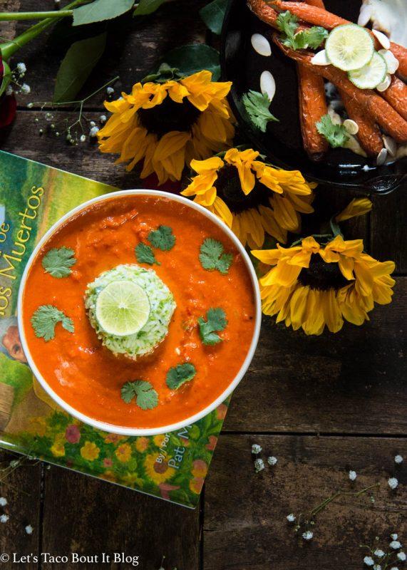 carrot bell pepper soup recipe