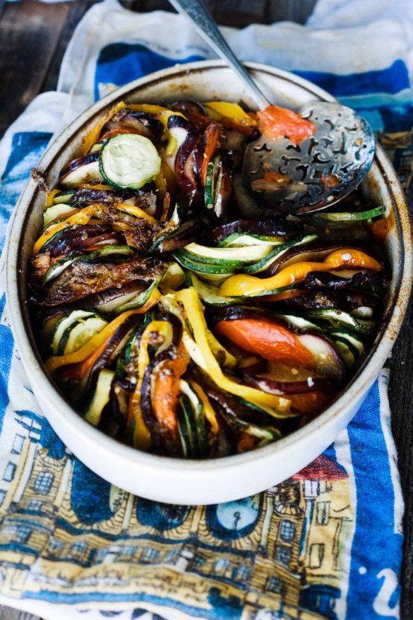Ratatouille Niçoise Recipe